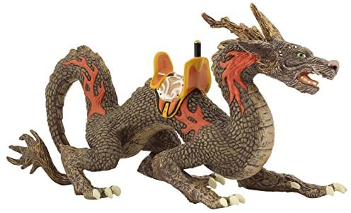 Papo Dragon Of The Rising Sun Figurine T828