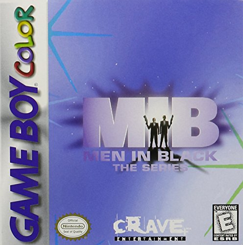 Men in Black: The Series - Game Boy Color [video game]
