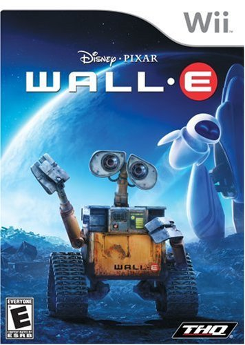 Wii Wall E Video Game Nintendo PAL T804