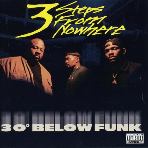 30 Degrees Below Funk [Audio CD] 3 Steps From Nowhere