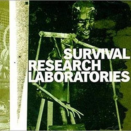 Survival Research Laboratories [Audio CD] SURVIVAL RESEARCH LABORATORIES