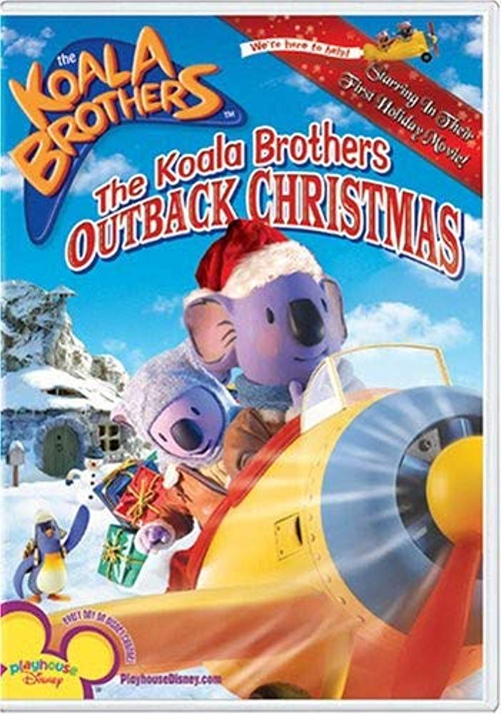 The Koala Brothers: Outback Christmas [Import] [DVD]