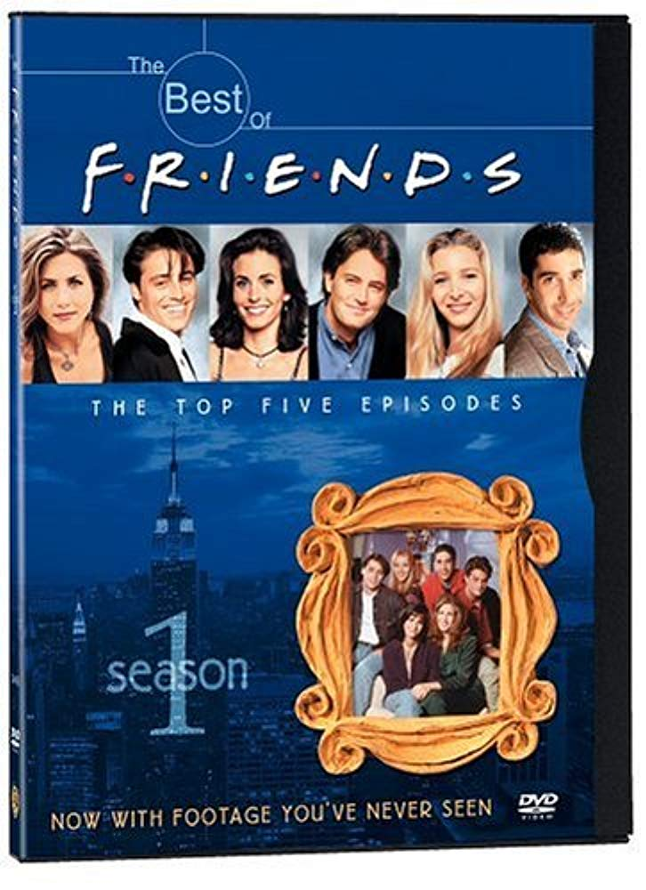 The Best of Friends: Season 1 - The Top 5 Episodes [DVD]