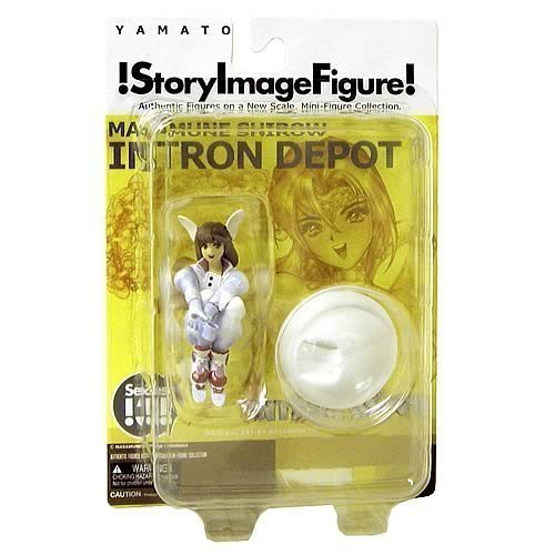 !Story Image Figure! Masamune Shirow Intron Depot, Series 3: Moca, 3.25 Figure by Intron