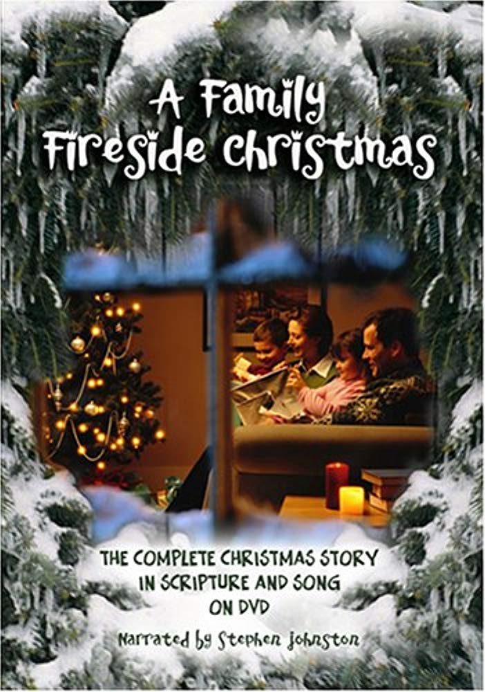 A FAMILY FIRESIDE CHRISTMAS - DVD A FAMI [DVD]