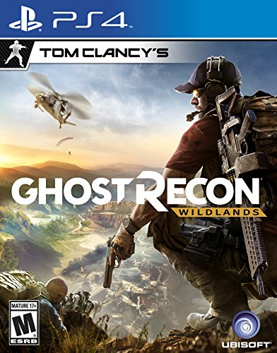 PS4 Ghost Recon Wildlands Video Game