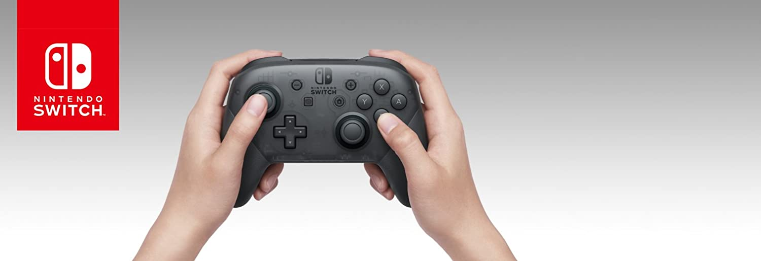 SWITCH PRO CONTROLLER (NINTENDO)