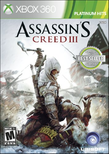 Assassin's Creed 3 X360 [video game]