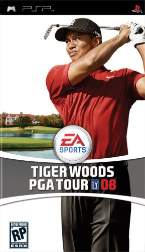 Tiger Woods PGA Tour 08 (vf) - PlayStation Portable [video game]