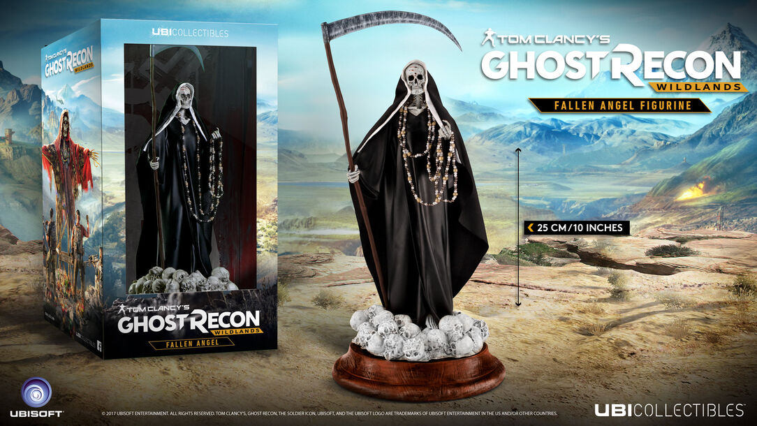 Tom Clancy's Ghost Recon® Wildlands Fallen Angel Figurine