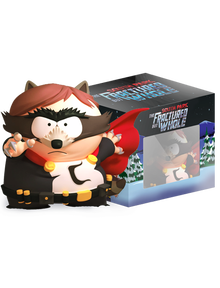 South Park™ The Fractured but Whole Collector Ed.- 6 in Coon figurine