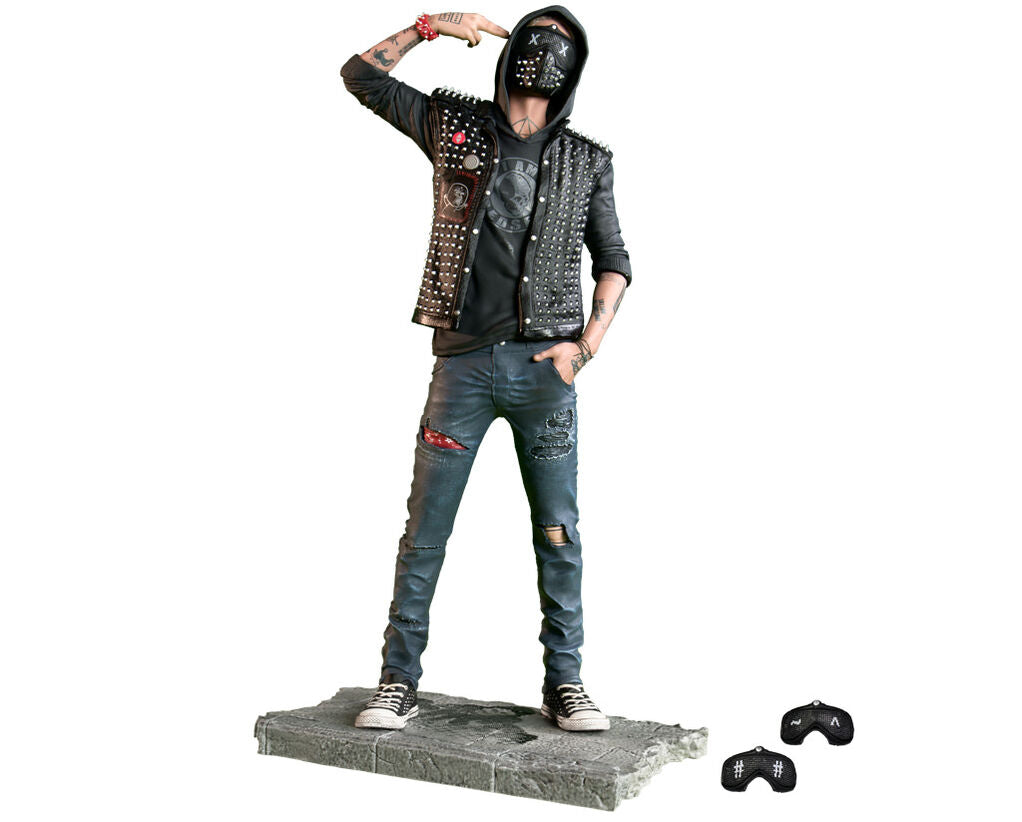 Watch_Dogs 2 - The Wrench Figurine