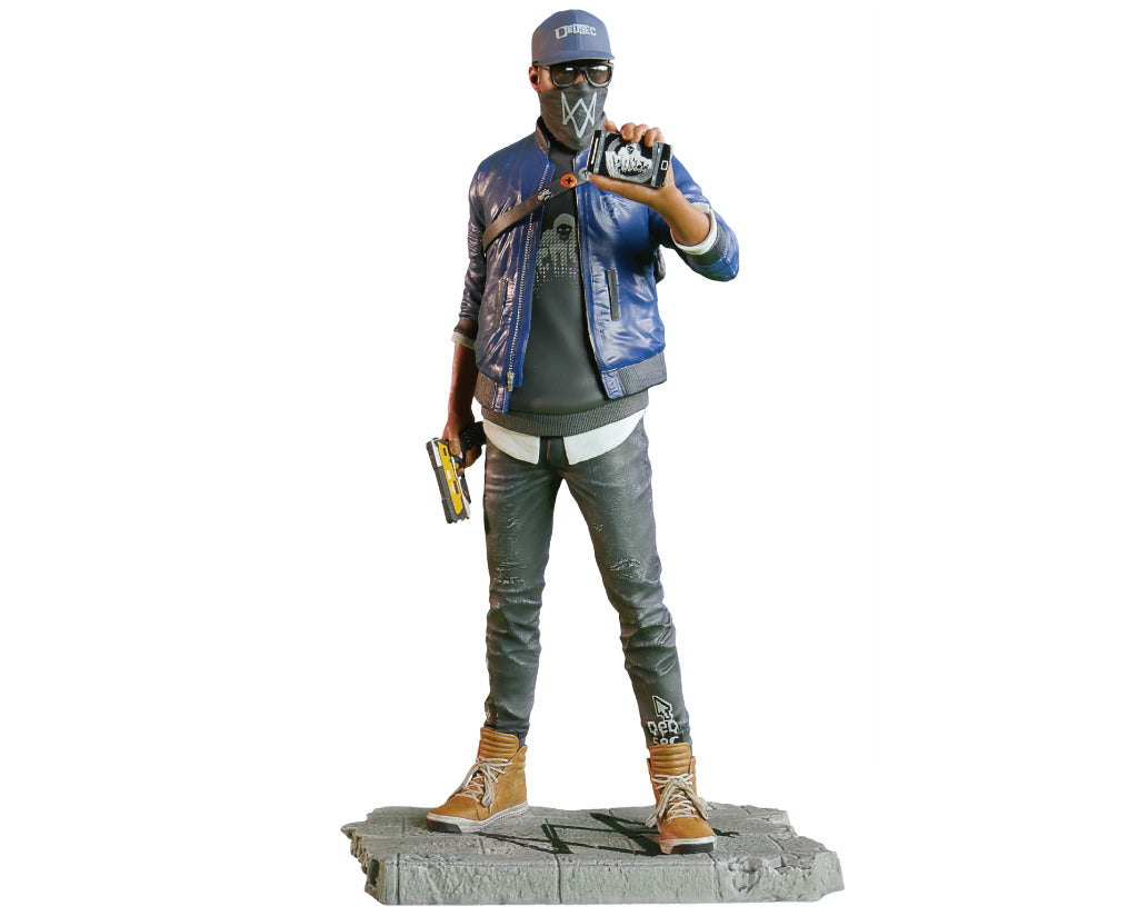 Marcus Figurine - Watch_Dogs 2
