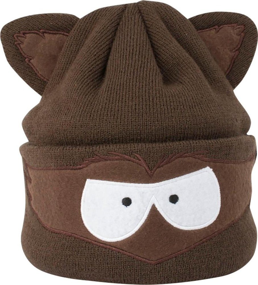 Ubisoft - South Park the Fractured But Whole Coon Beanie - Brown