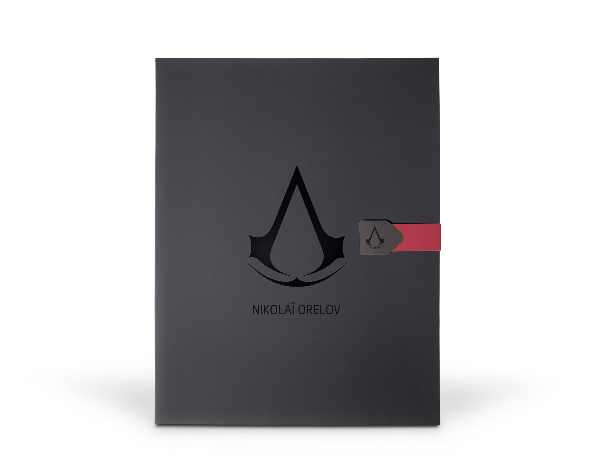 Assassin S Creed Red Lineage Collection Nicolai Orelov