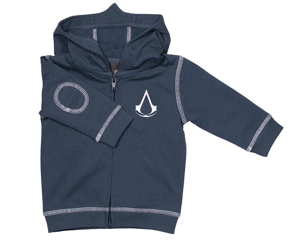Assassin's Creed Baby Collection - Training Academy Blue Hoodie