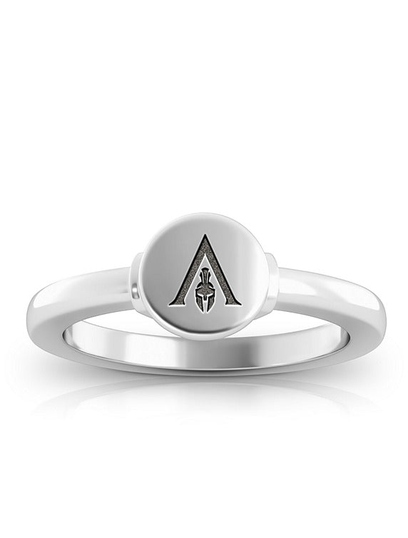 Engraved Logo Signet Ring - Assassin's Creed Odyssey