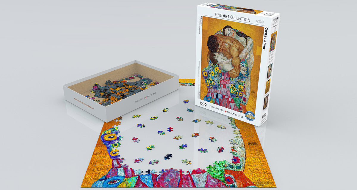 EuroGraphics The Family 1000 pcs Puzzle