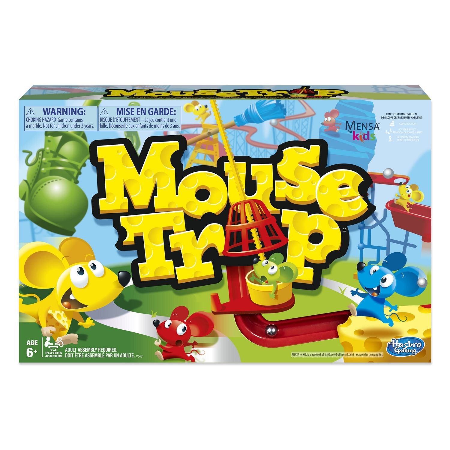 Mouse Trap Board Games