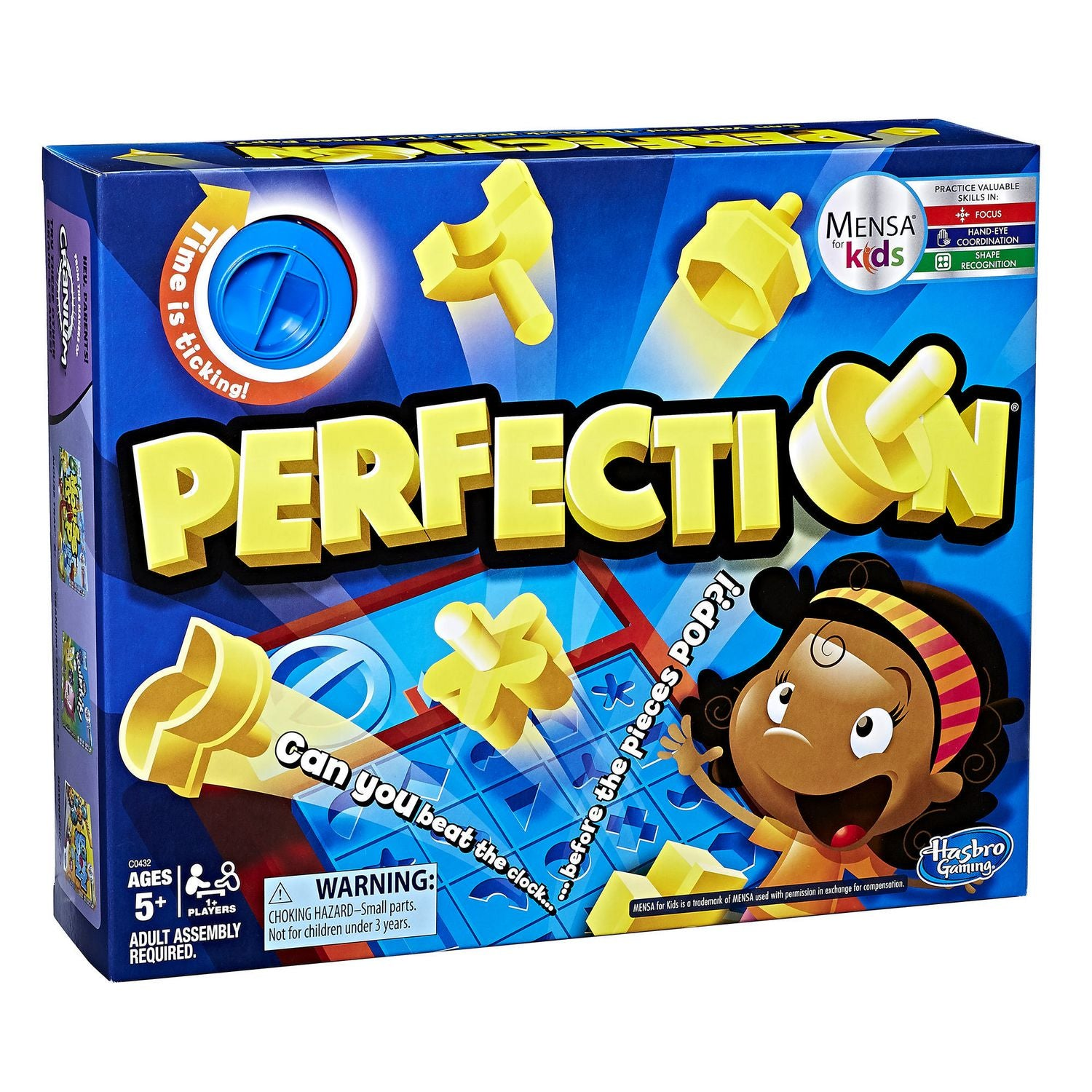 PERFECTION BOARD GAMES