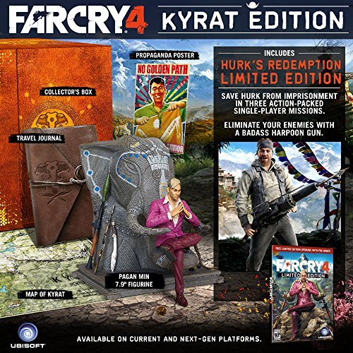 Far Cry 4 Collectors Edition Windows (select) [video game]