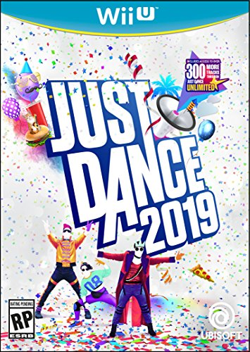 Just Dance 2019 Bilingual Wii U [video game]