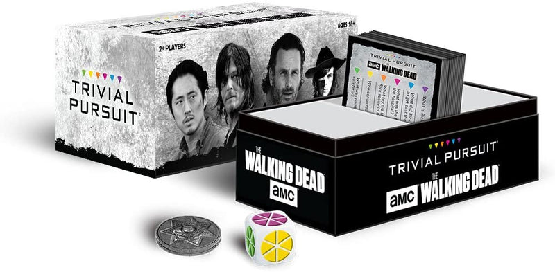 TRIVIAL PURSUIT WALKING DEAD AMC