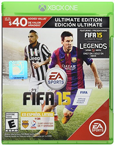 FIFA 15 Ultimate Team Edition - Xbox One [video game]
