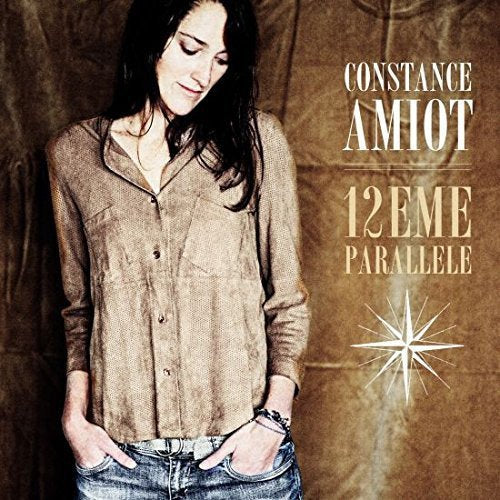 12ème parallèle [Audio CD] Constance Amiot