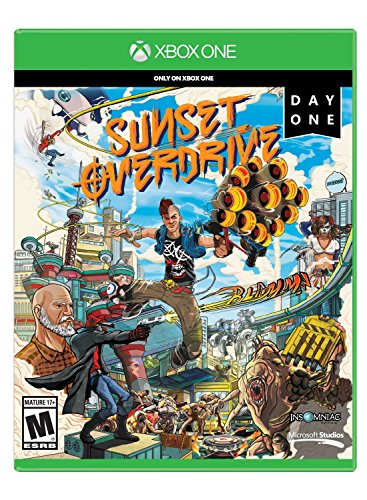 Sunset Overdrive Day One Edition - Xbox One [video game]