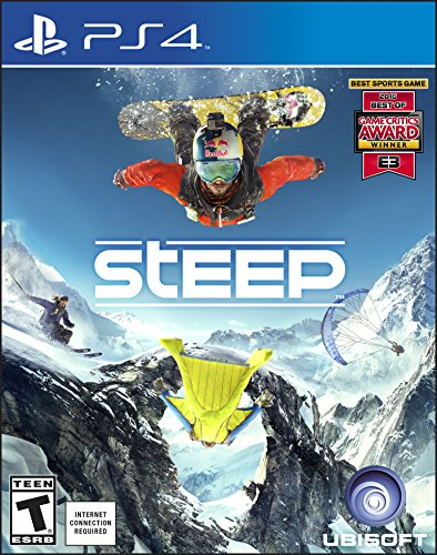 PS4 Steep Video Game Playstation 4