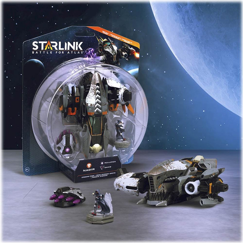STARLINK NADIR STARSHIP PACK (UBP90902143)