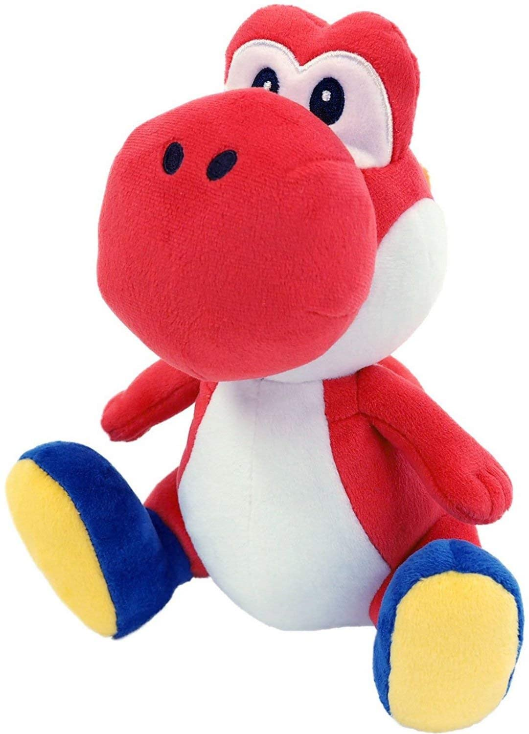 Little Buddy Red Yoshi Plush 8""