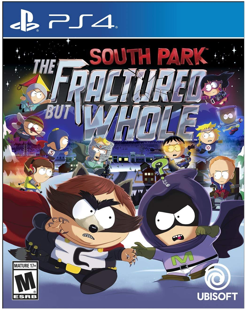 PS4 South Park The Fractured But Whole Video Game