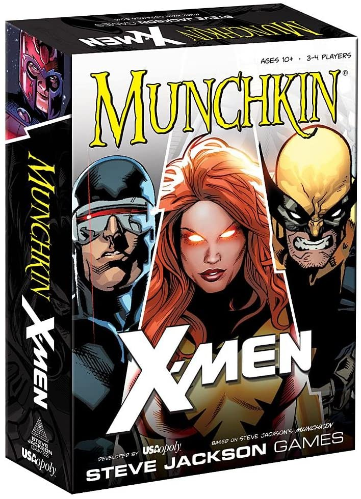 MUNCHKIN X-MEN (CARD GAME)