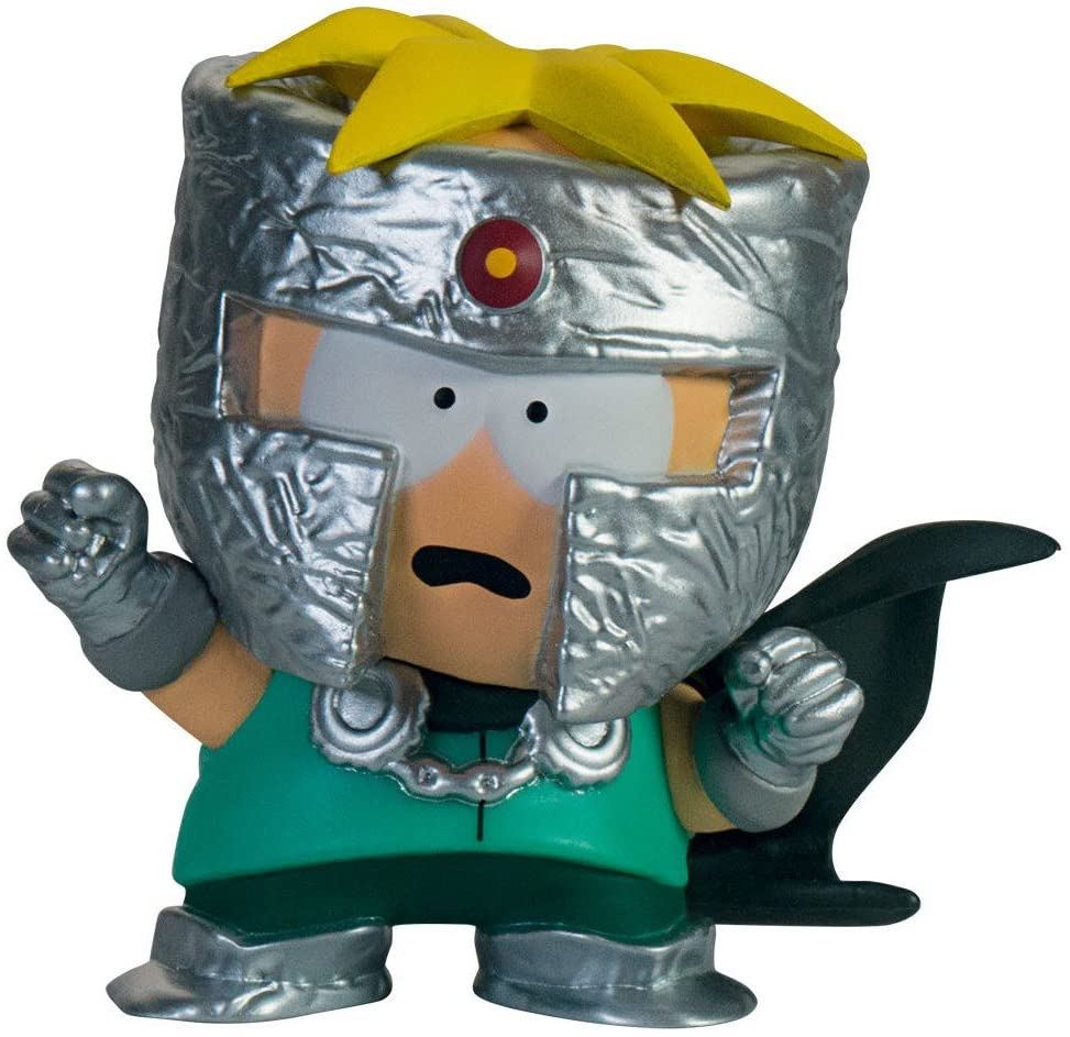 South Park The Fractured But Whole Figurine Professor Chaos 3""