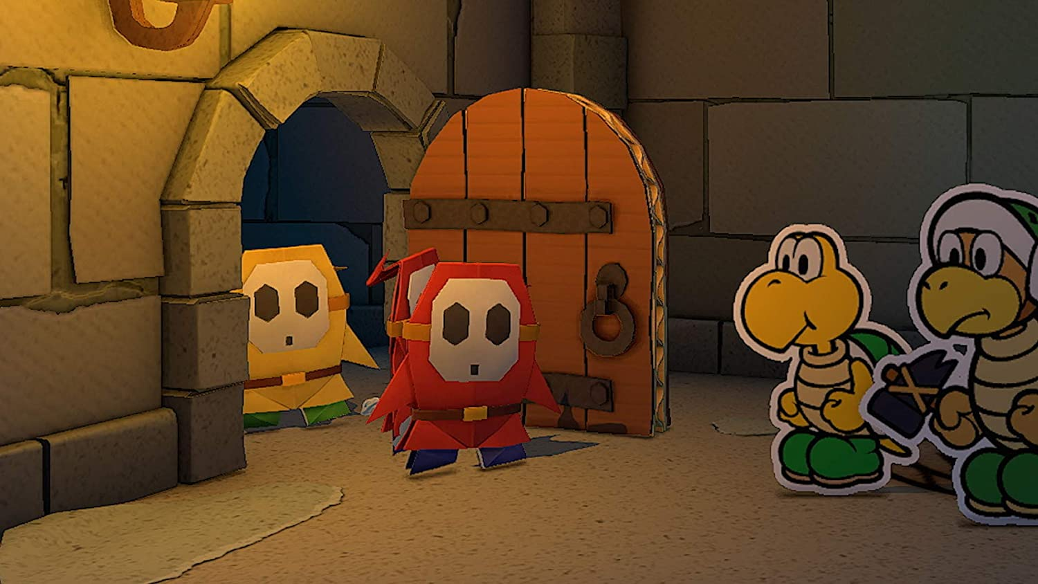 PAPER MARIO: THE ORIGAMI KING - SWITCH