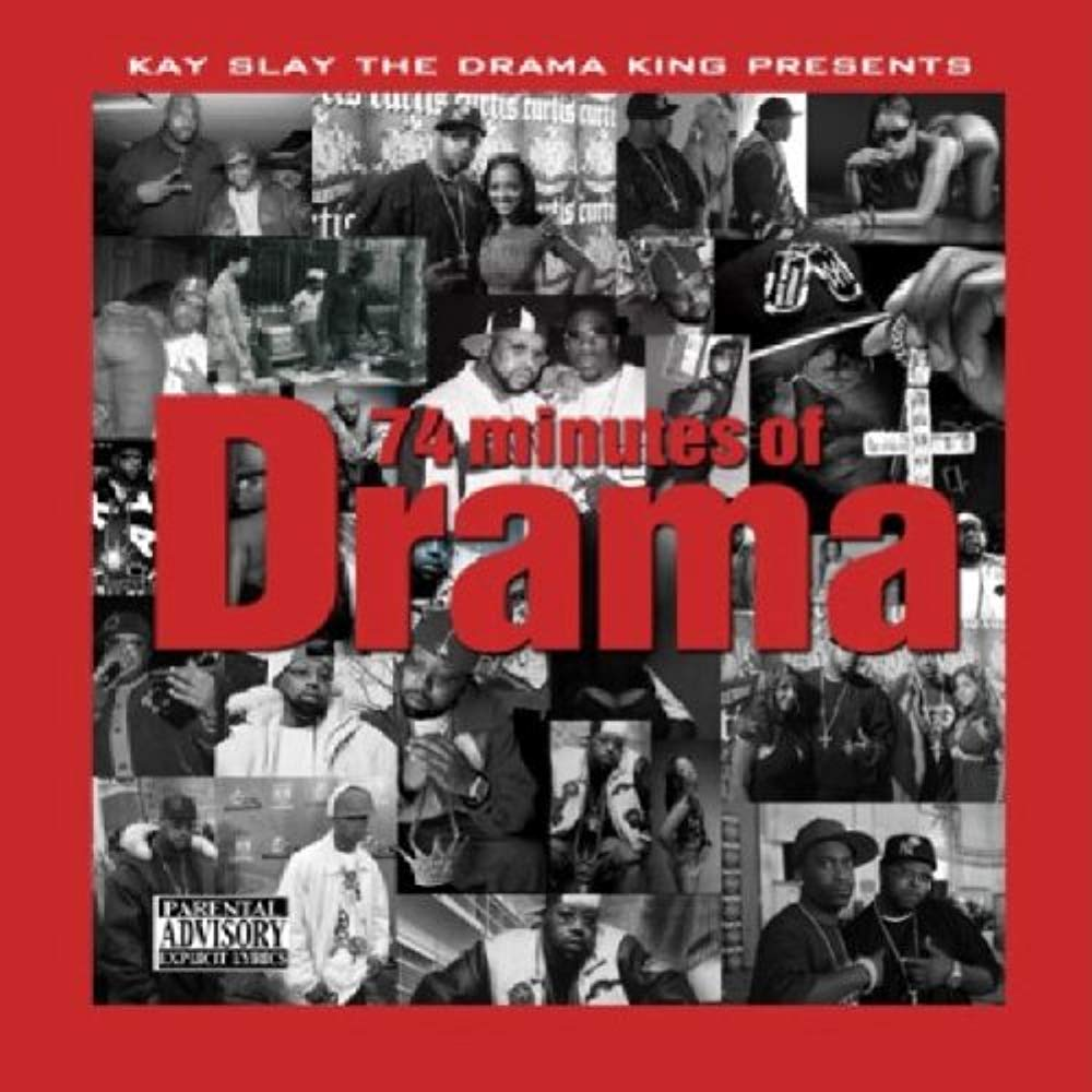 74 Minutes of Drama [Audio CD] Slay, Kay