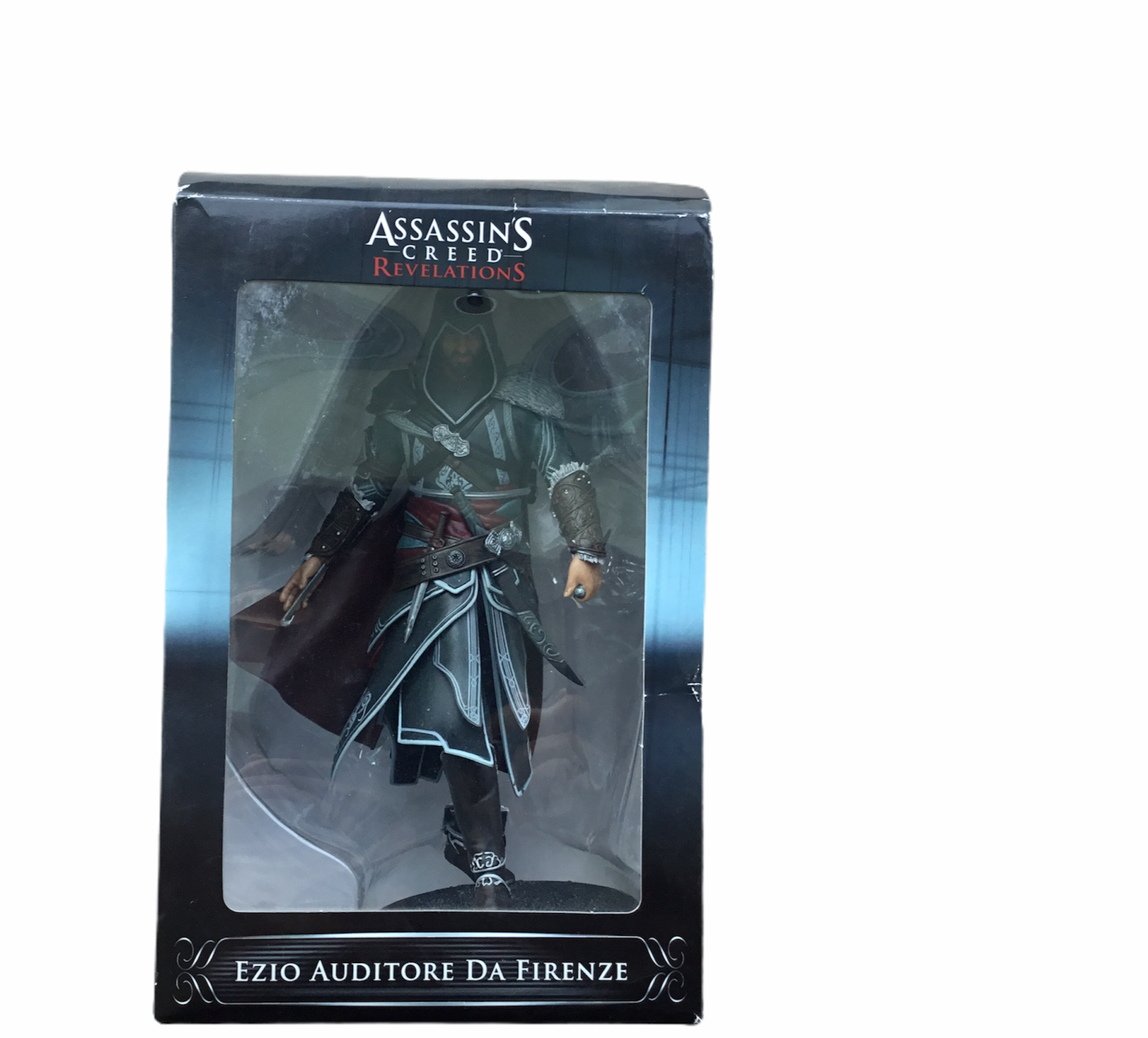 Assassin Creed Revelations Figurine Ezio Auditore Da Firenze