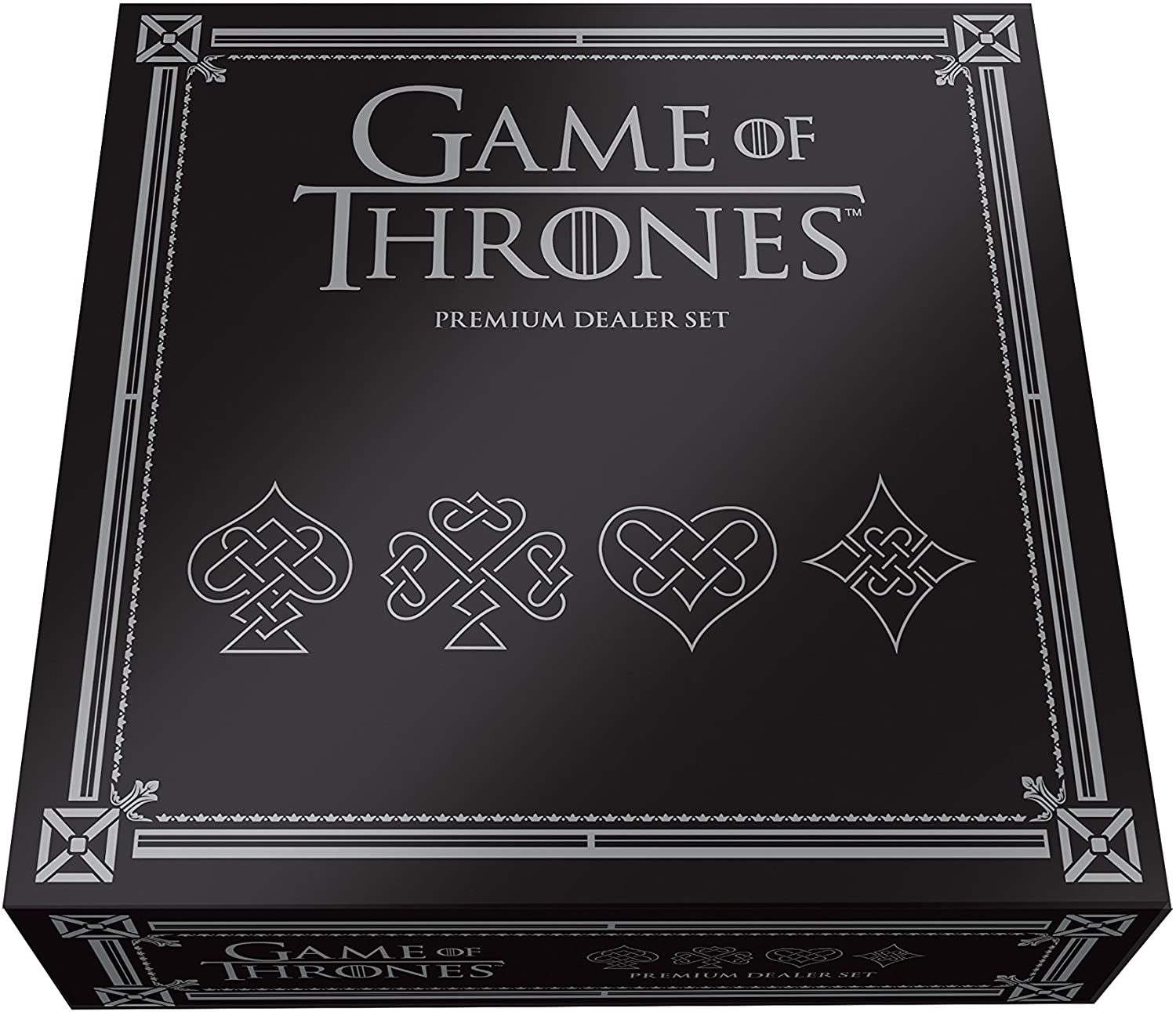 GAME OF THRONES PREMIUM DEALER PLAYING CARD SET