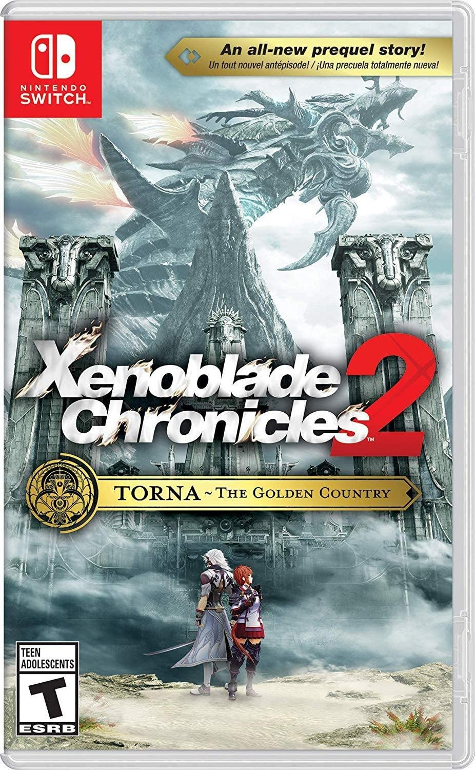 XENOBLADE CHRONICLES 2 - TORNA- THE GOLDEN COUNTRY - SWITCH