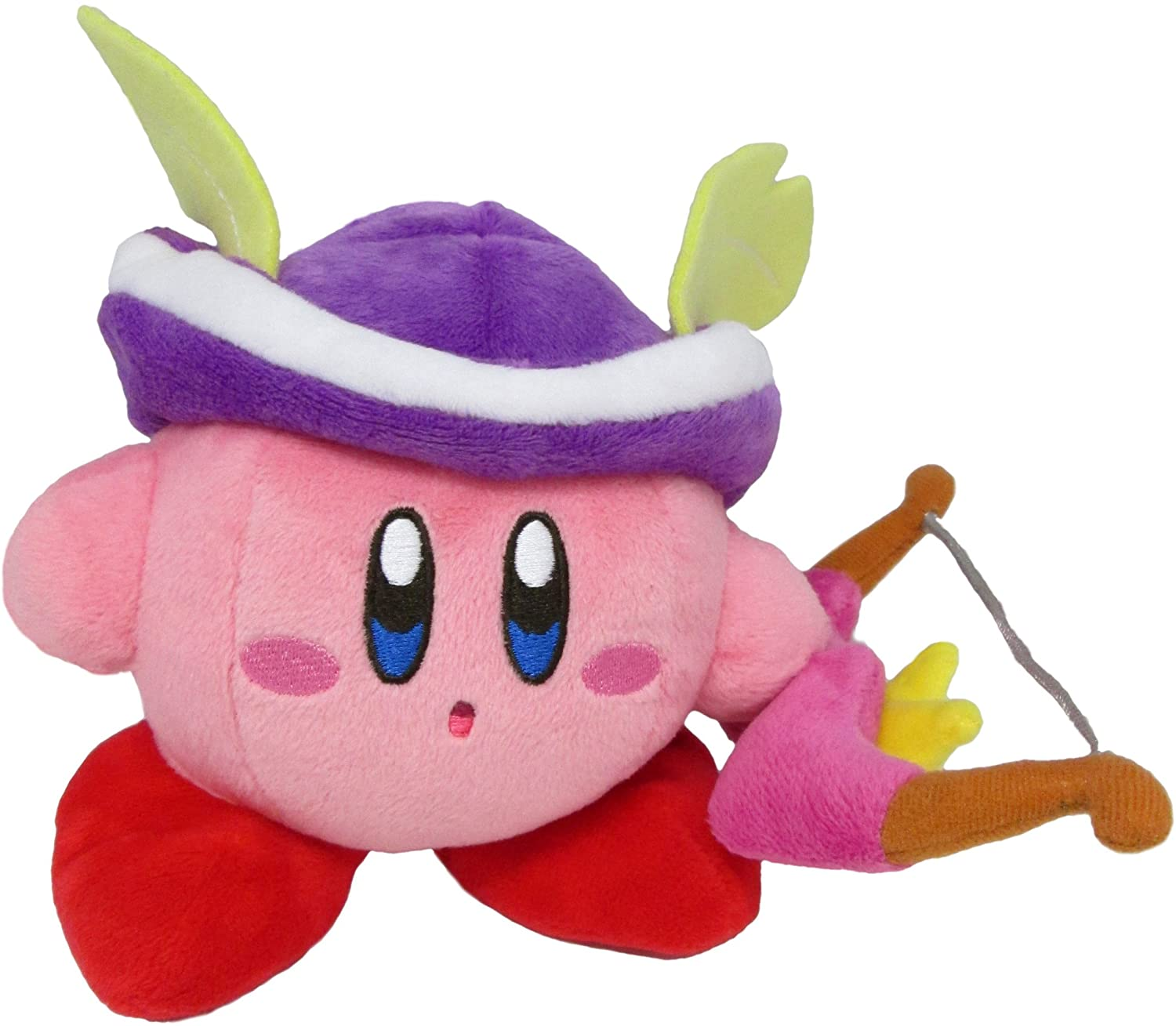 PLUSH KIRBY SNIPER 5'' (EXCLUSIVE)