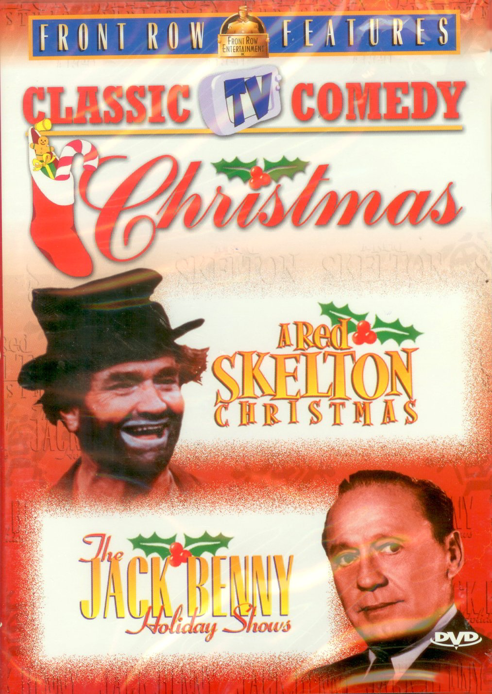 Red Skelton Xmas & Jack Benny Holiday [Import] [DVD]
