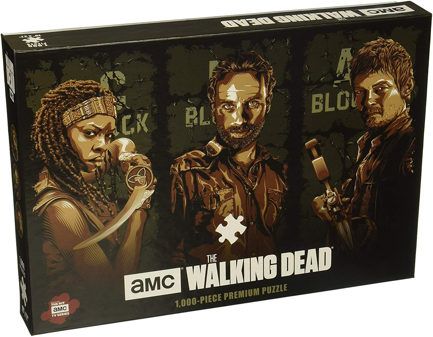 Puzzle: The Walking Dead - AMC