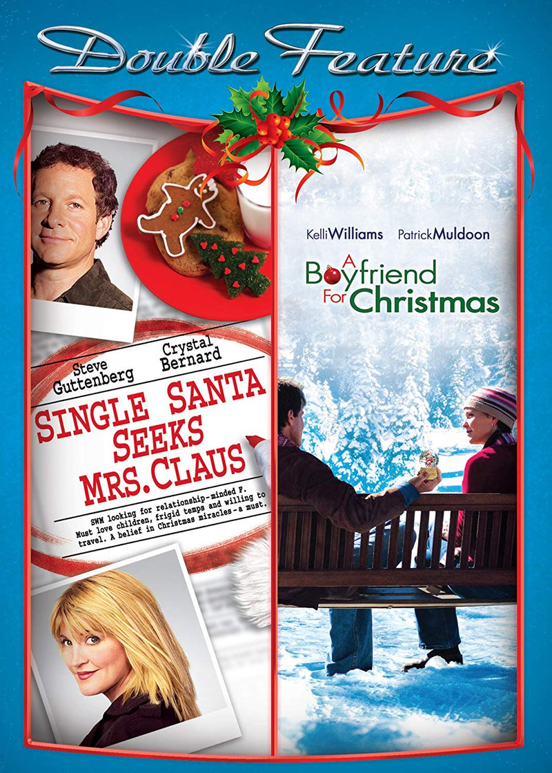 Single Santa Seeks Mrs. Claus / A Boyfriend for Christmas (Programme Double) [DVD]