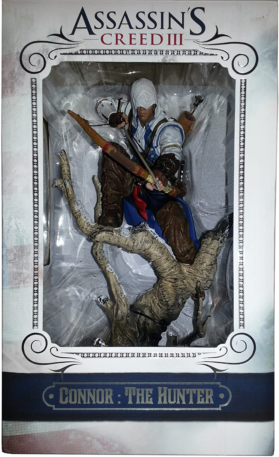 Assassin's Creed 3 - CONNOR Figure - 9 inch PVC [Used]