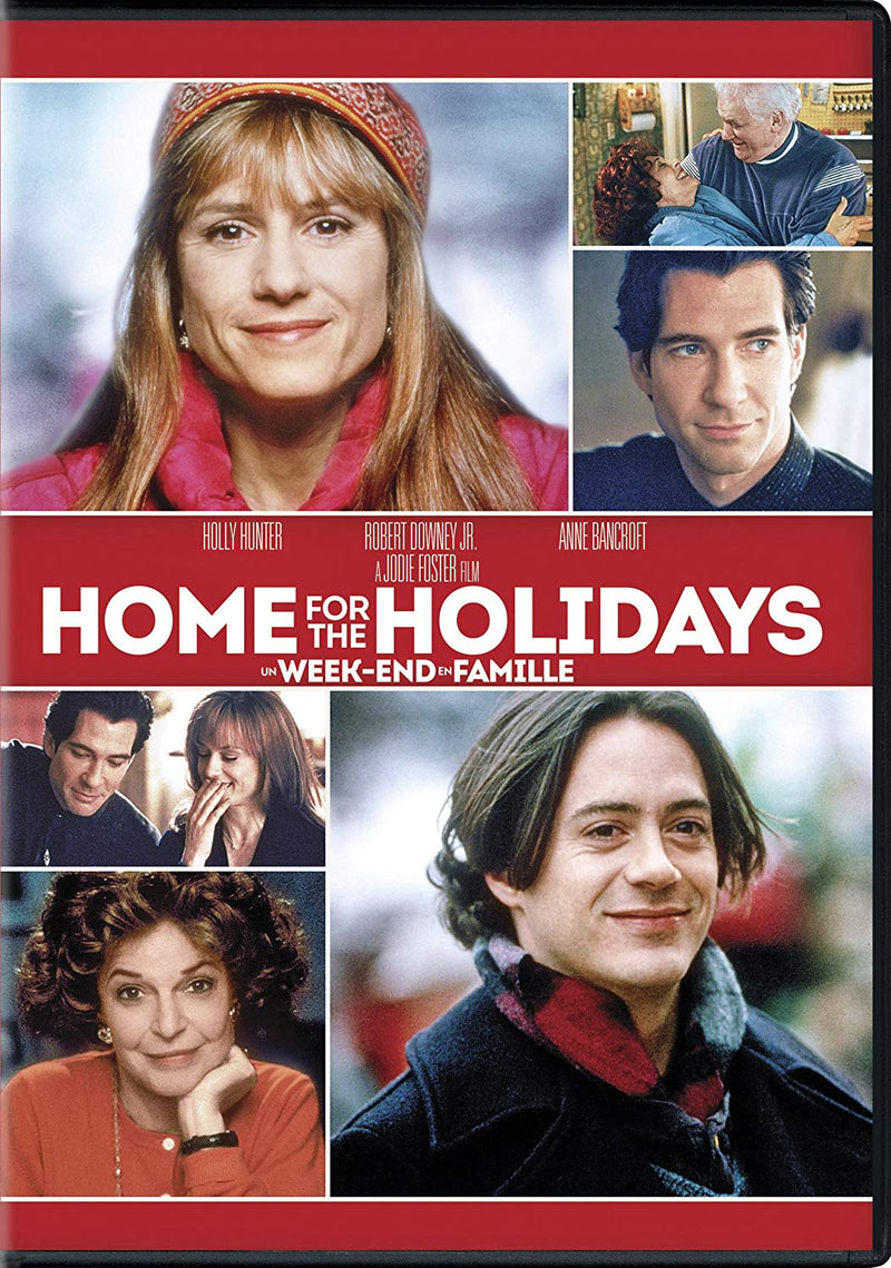 Home For The Holidays (Bilingual) [DVD]