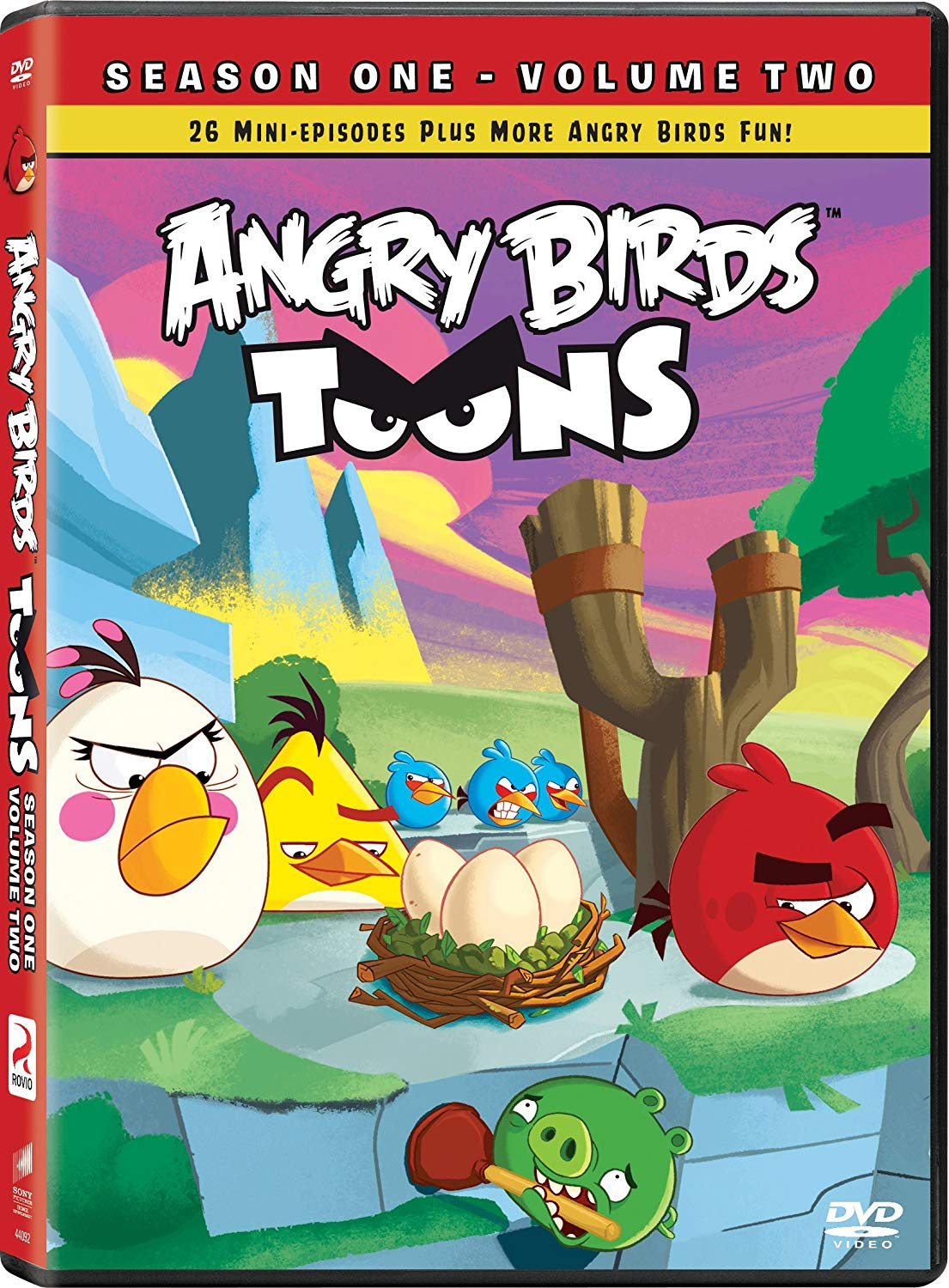 Angry Birds Toons: The First Season, Volume Two [DVD]