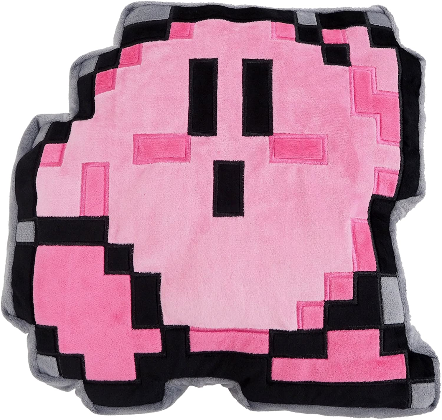 KIRBY 8 BIT CUSHION PLUSH