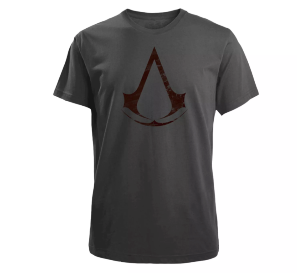 Assassin's Creed Insignia Men's T-Shirt Charcoal Heather